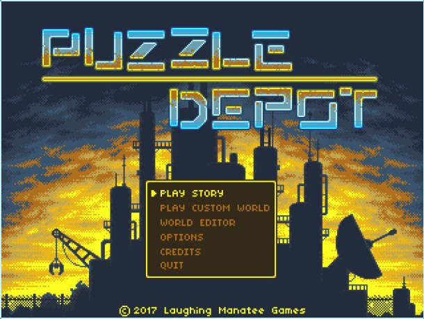 SIX Puzzle Depot | Logo