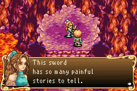 Sword of Mana | Sword