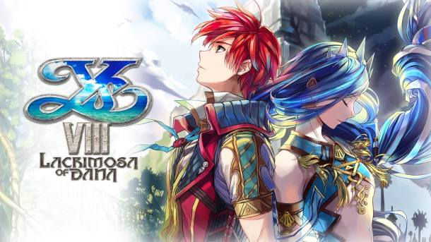 Nintendo Download | Ys VIII Lacrimosa of DANA