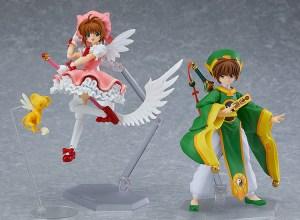 Cardcaptor Sakura | Syaoran Li and Sakura Kinomoto figmas