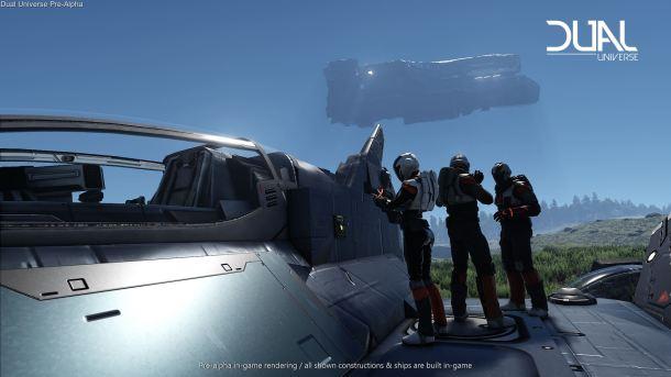 Dual Universe | Ship maintenance