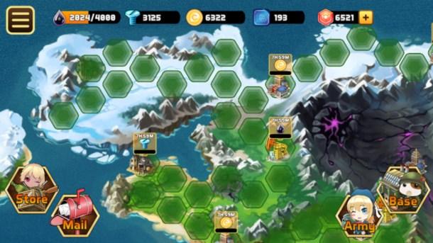 Armor Blitz | Map