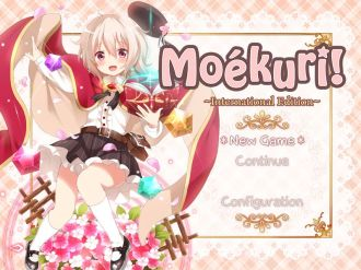Moékuri | Title Screen