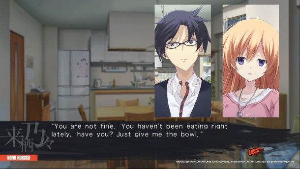 Chaos;Child | Nono and Takuru