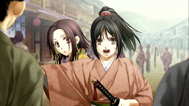 Hakuoki: Kyoto Winds | Chizuru