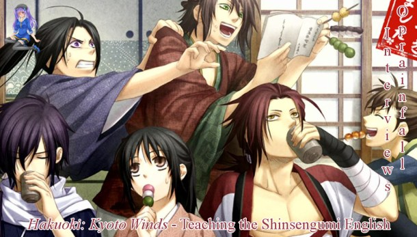 Hakuoki: Kyoto Winds | Localization Featured