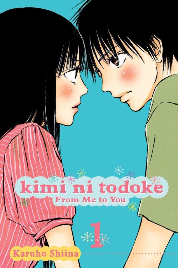 Kimi ni Todoke | Manga Vol. 1