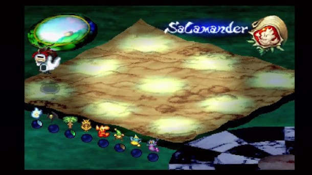 Legend of Mana | AF Placement