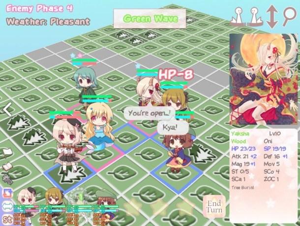 Moekuri | Map overview