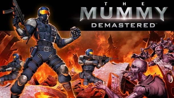 Nintendo Download | The Mummy Demastered