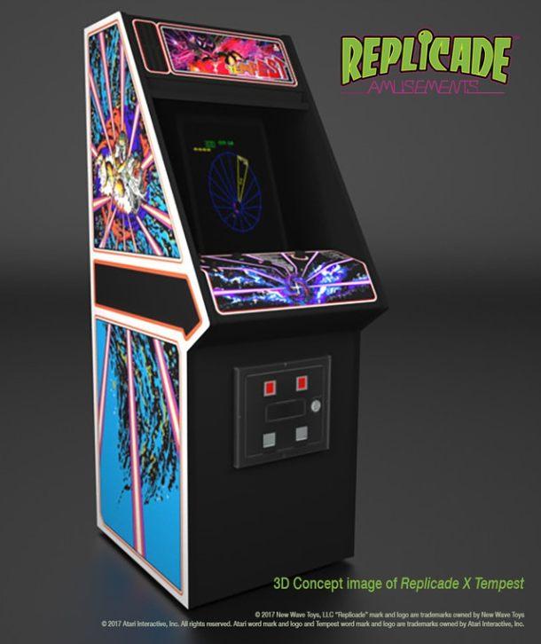 RepliCade X | Tempest