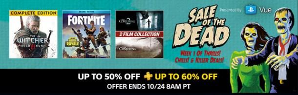 Sale of the Dead | Week 1
