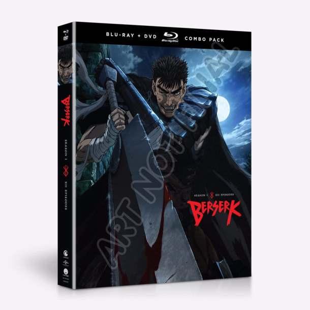 Funimation | Berserk