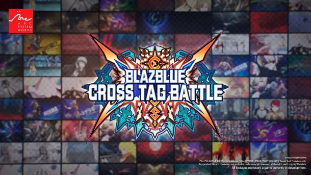 BlazBlue Cross Tag Battle Character Intro 2