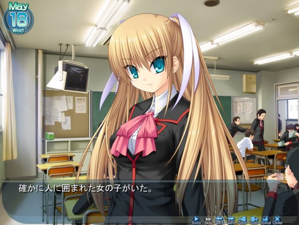 Little Busters! Ecstasy | Saya conversation