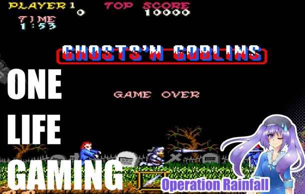 one life gaming ghosts and goblins