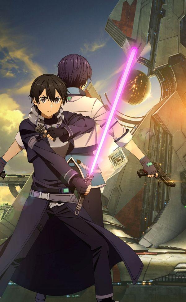 Sword Art Online: Fatal Bullet | Key Visual