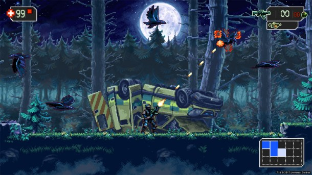 The Mummy Demastered | Forest