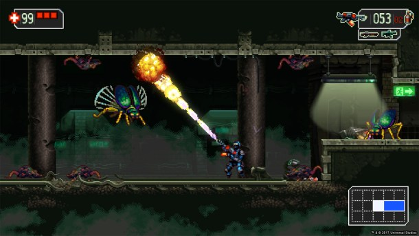 The Mummy Demastered | Flamethrower