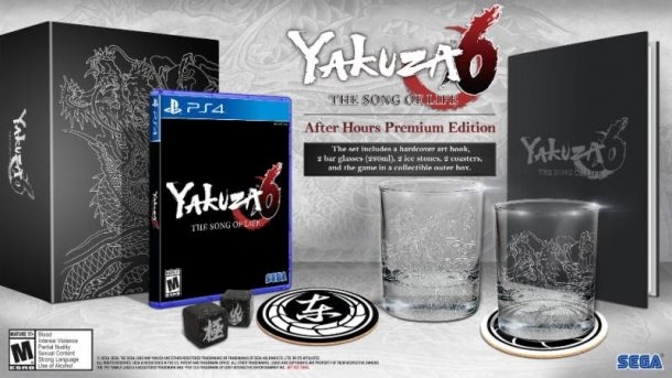 Yakuza 6: The Song of Life After Hours Premium Edition