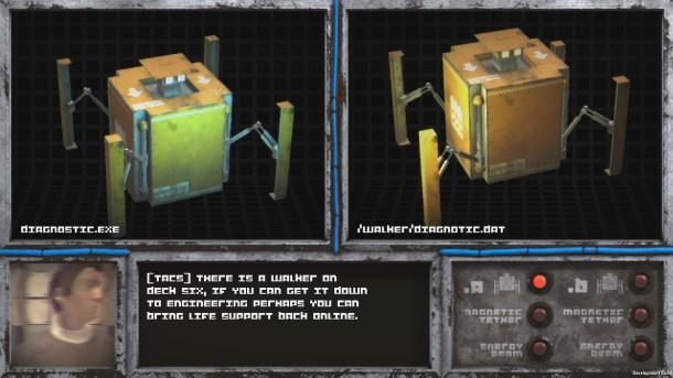 Factotum 90 | Robots