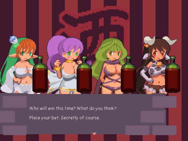 Girls And Dungeons