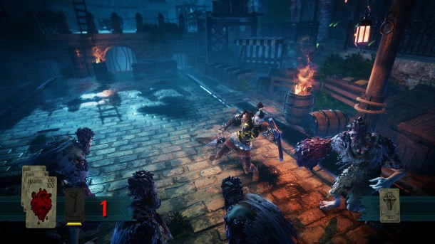 Hand of Fate 2 | Combat