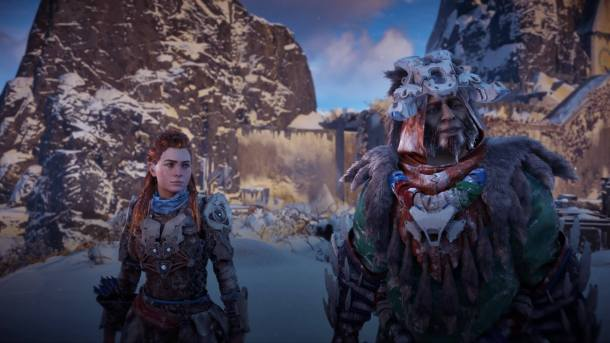 Best Story | Horizon: Zero Dawn