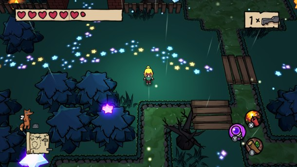Ittle Dew 2+ | The Star Woods