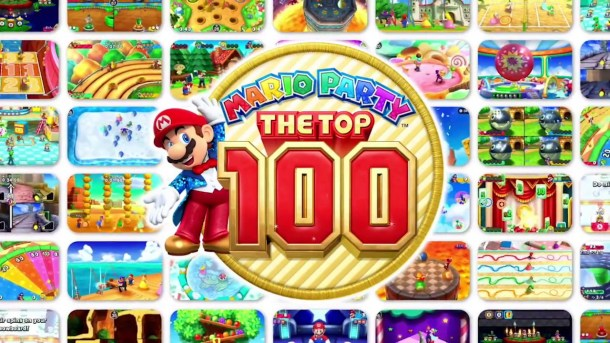 Nintendo Download | Mario Party Top 100
