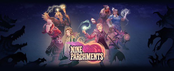 Nintendo Download | Nine Parchments