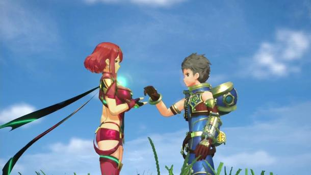 Nintendo Download | Xenoblade Chronicles 2