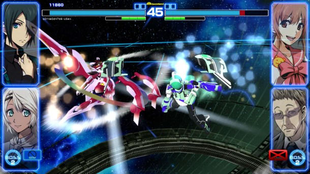 Senko No Ronde 2   gameplay 1