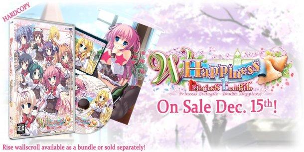 Princess Evangile W Happiness | Hardcopy