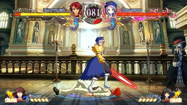 Umineko: Golden Fantasia | TOuching