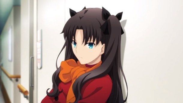Fate/stay night: Heaven's Feel I. Presage Flower | Rin Tohsaka