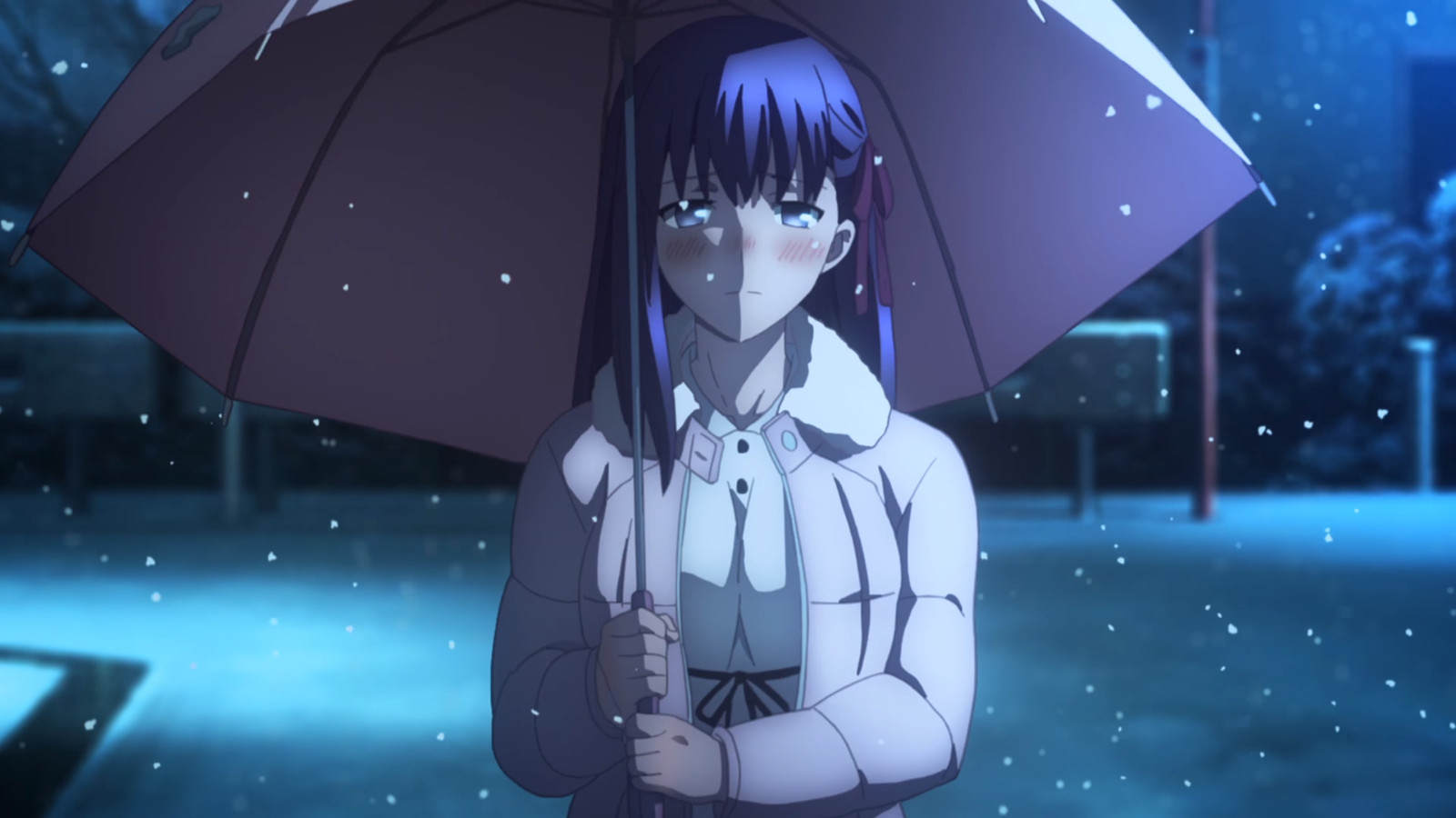 Review Fate Stay Night Heaven S Feel I Presage Flower Oprainfall