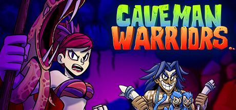 Caveman Warriors | Header