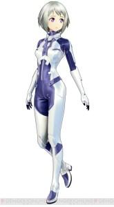 Sword Art Online: Fatal Bullet | Female ArFA-sys