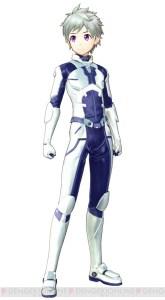 Sword Art Online: Fatal Bullet | Male ArFA-sys