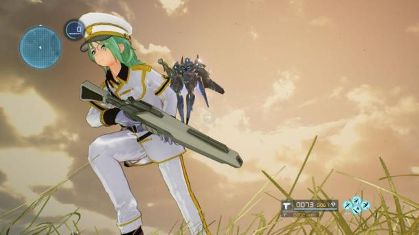 Sword Art Online: Fatal Bullet | SMG 3