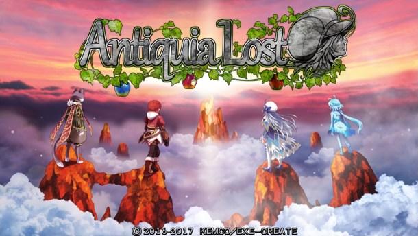 Antiquia Lost | boxart