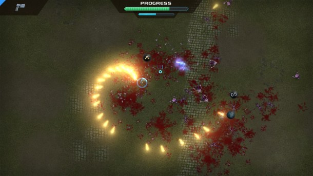 Crimsonland | Powerup