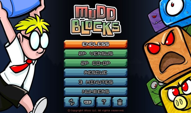 Mudd Blocks