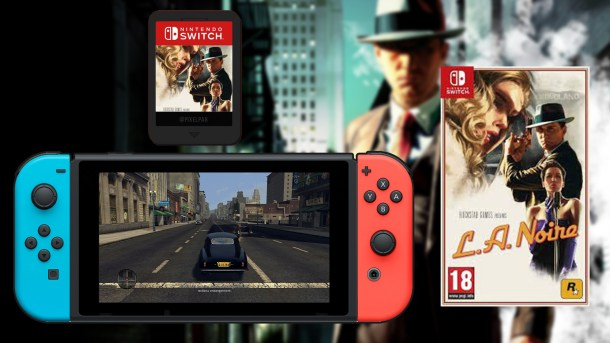 Nintendo Download | L.A. Noire