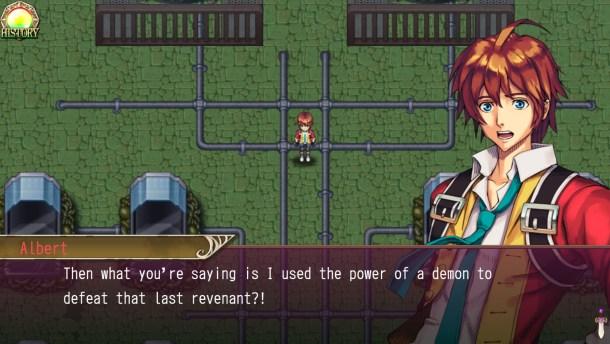 Revenant Saga   Revevant Power