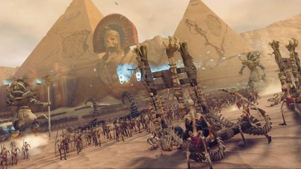 Total War: Warhammer II Rise of the Tomb Kings