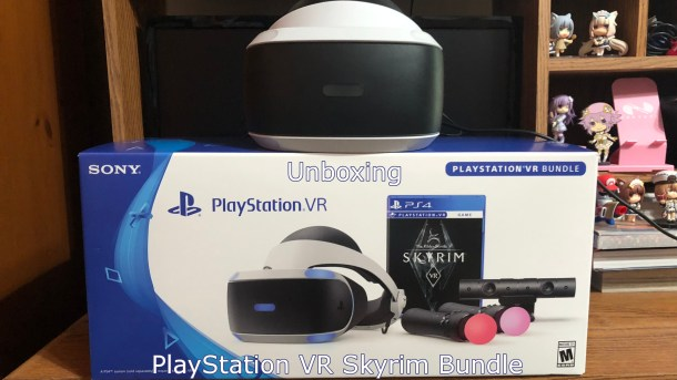 Unboxing | PlayStation VR Unboxing