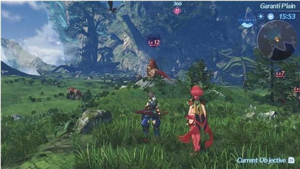 Xenoblade Chronicles 2 Open World