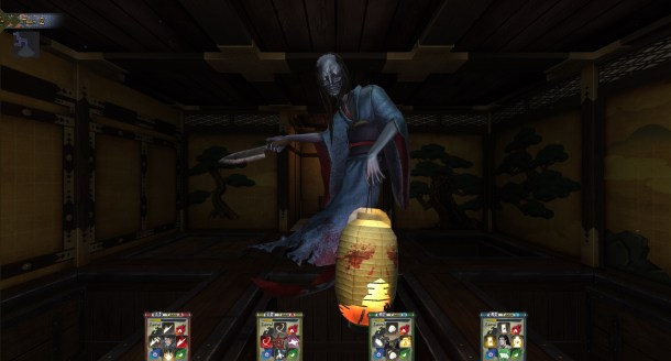 Hyakki Castle | Vengeful Spirit